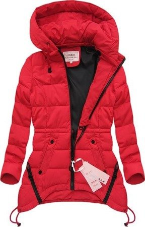 EXTENDED SIDE JACKET RED (W266)