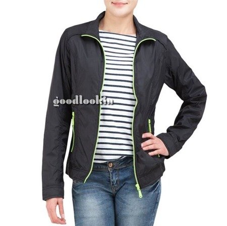 AL NWICK WIND JACKET BLACK (50321)