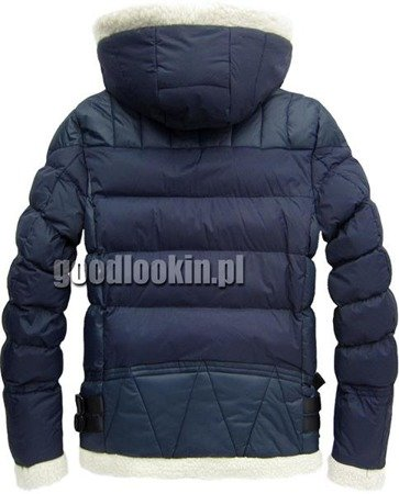 WINTER JACKET GO-START NAVY BLUE (8596M-2)