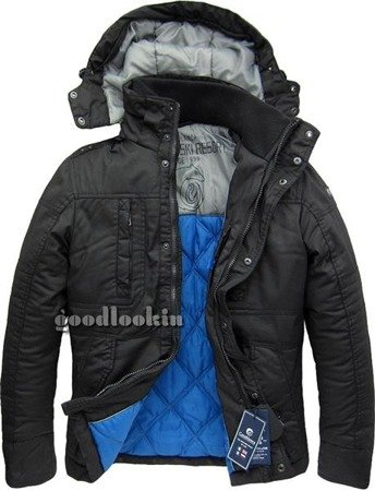 CASABLANCA WINTER JACKET BLACK (4410)