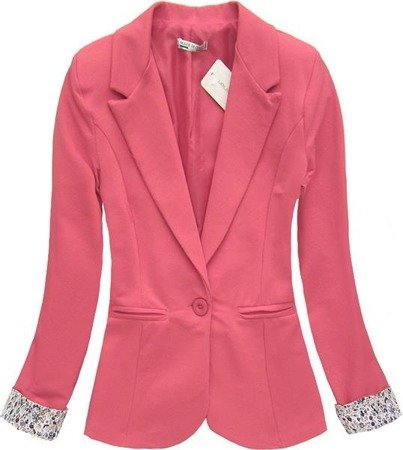 MADE IN ITALY DINNER JACKET CORAL (6097)