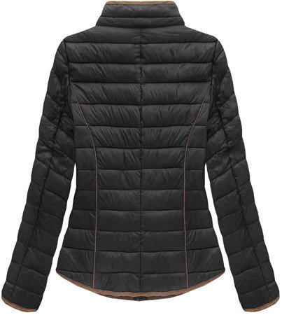 QUILTED JACKET BLACK (LD-7088)