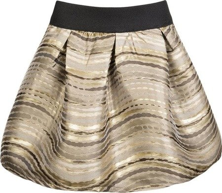 FLARED SKIRT GOLD (3026)