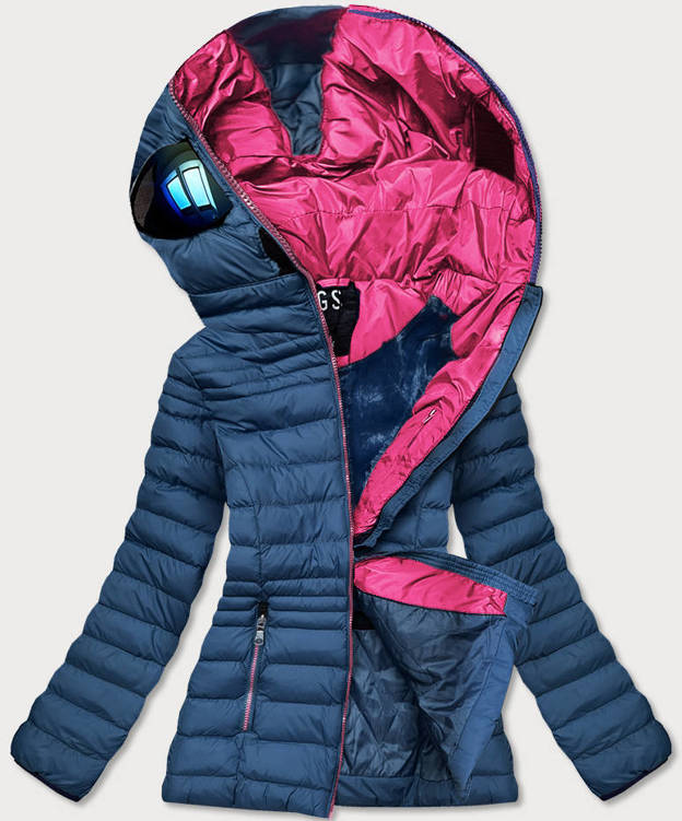 WINTER JACKET NAVY BLUE (582W)