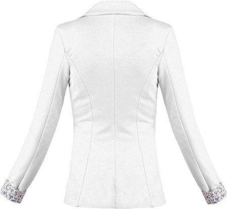 MADE IN ITALY DINNER JACKET WHITE (6097)
