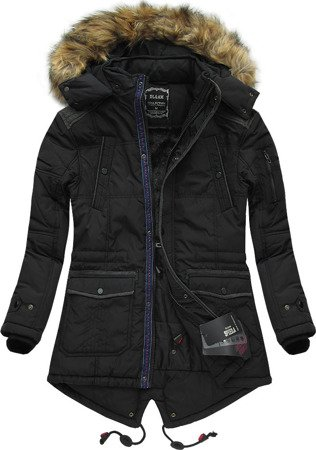 HOODED WINTER JACKET BLACK (888)