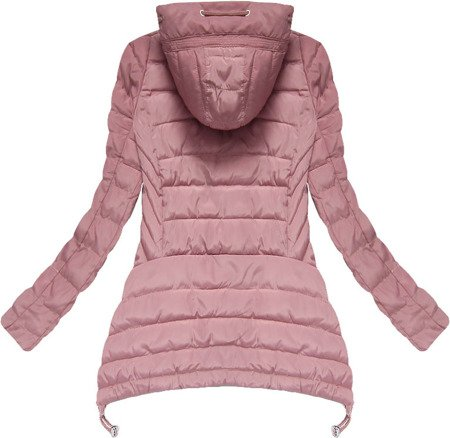 EXTENDED SIDE JACKET PINK (XW563X)