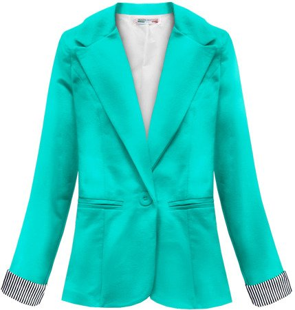 COTTON JACKET MINT (6097)