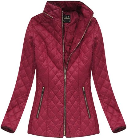 QUILTED HOODED JACKET WEIN (7056)