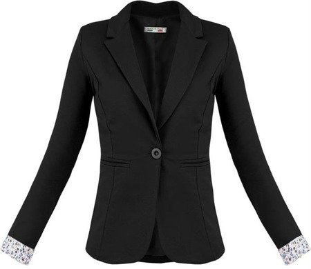 MADE IN ITALY DINNER JACKET BLACK (6097)