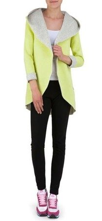 SWEETISSIMA HOODED BLAZER LIME (8103-6)