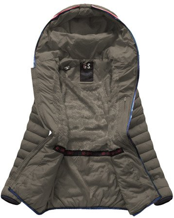 GO-START WINTER JACKET COCOA (AH-CX580W)