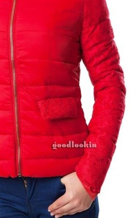 MISS SISS JACKET RED (8920)