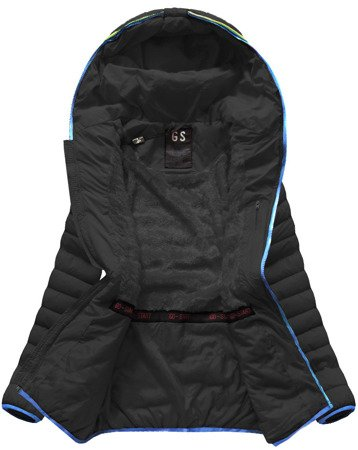 GO-START WINTER JACKET BLACK (AH-CX580W)
