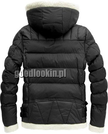 WINTER JACKET GO-START BLACK (8596M-2)