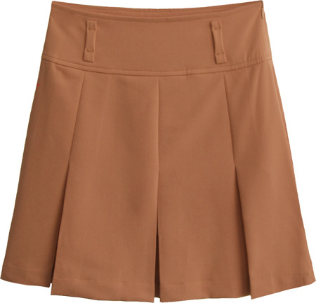 TENNIS SKIRT GINGER (6157)