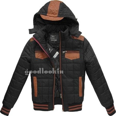 GO-START WINTER JACKET BLACK (22162M)
